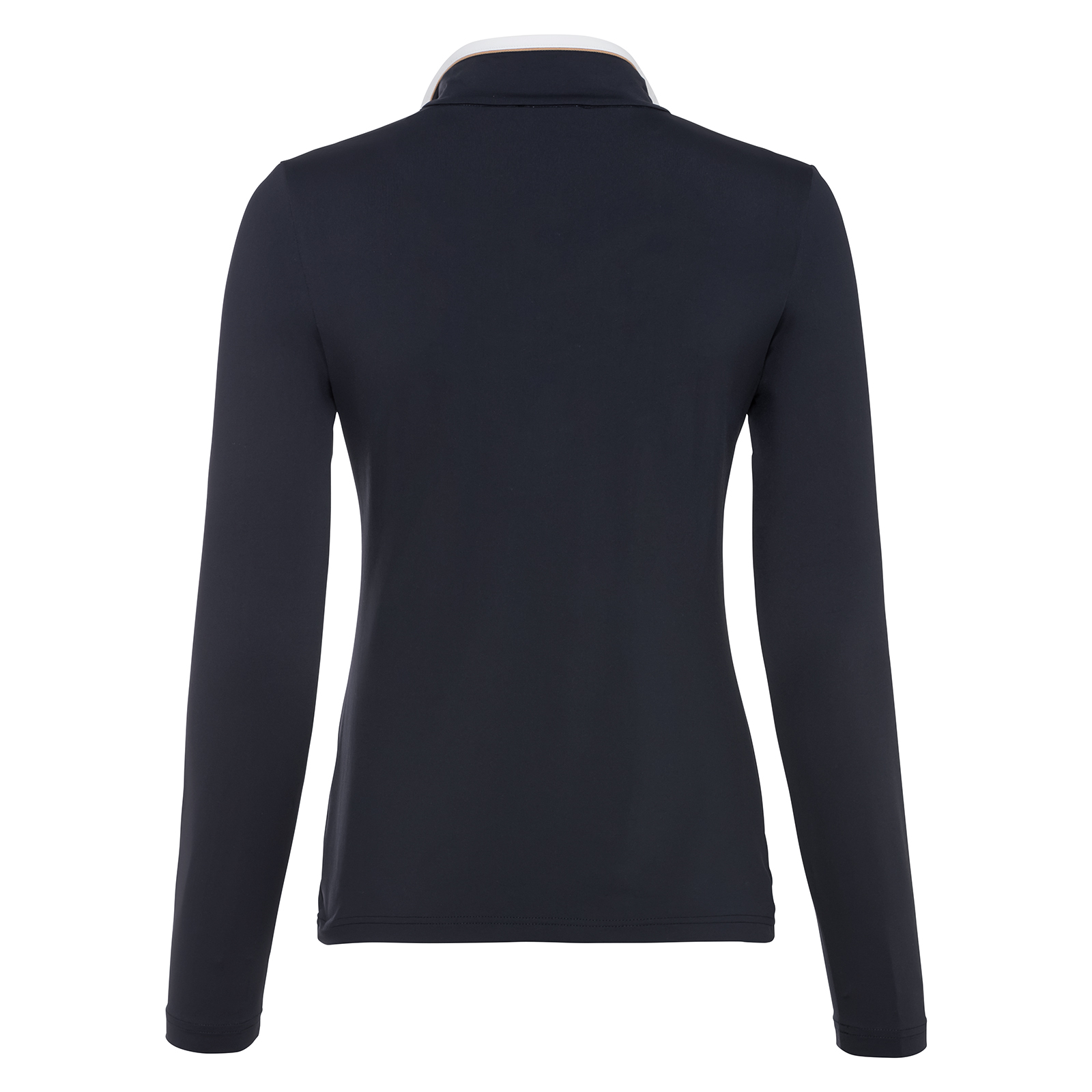 Damen-Polo aus atmungsaktivem Thermo-Fleece
