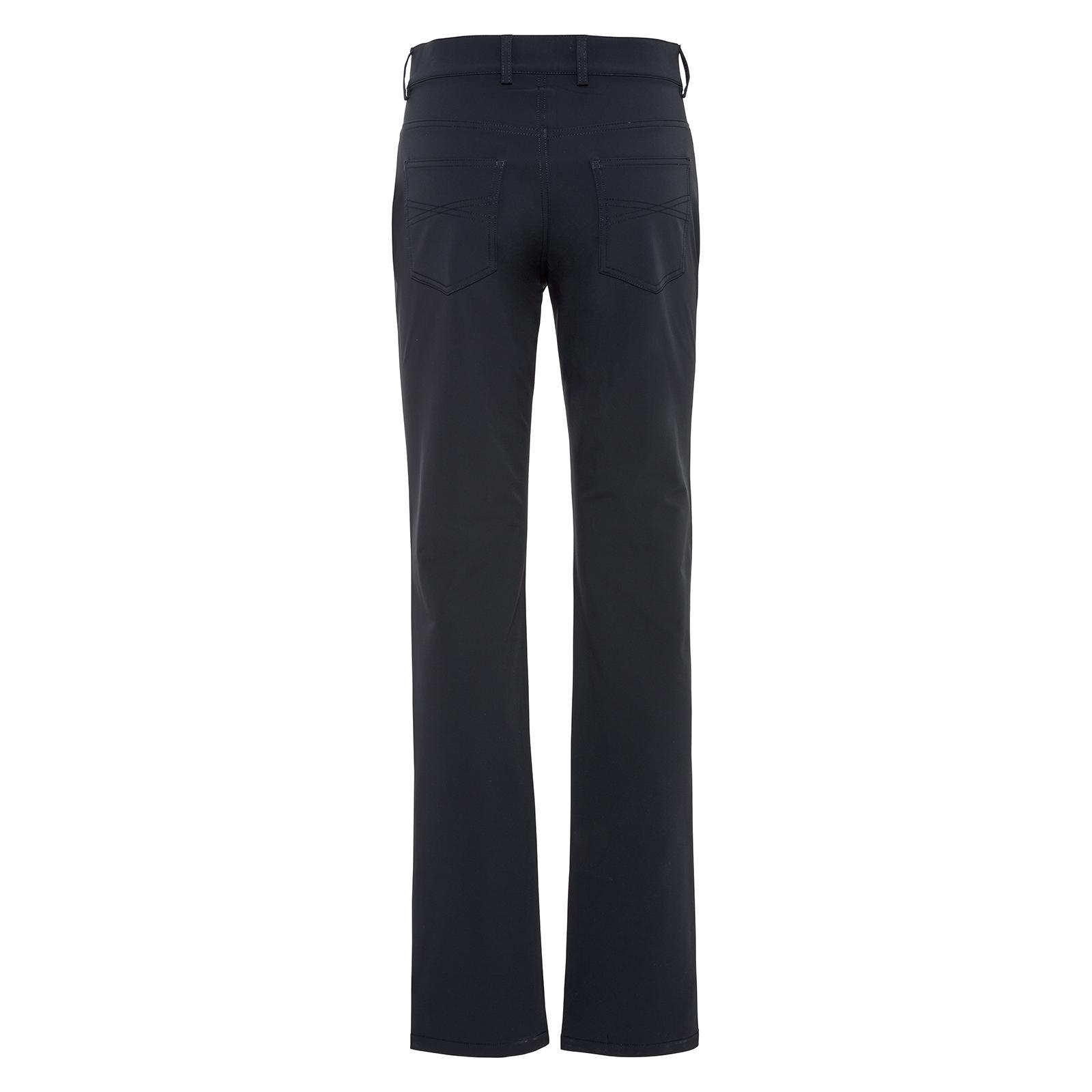 Elastische Damen Hose im Slim Fit