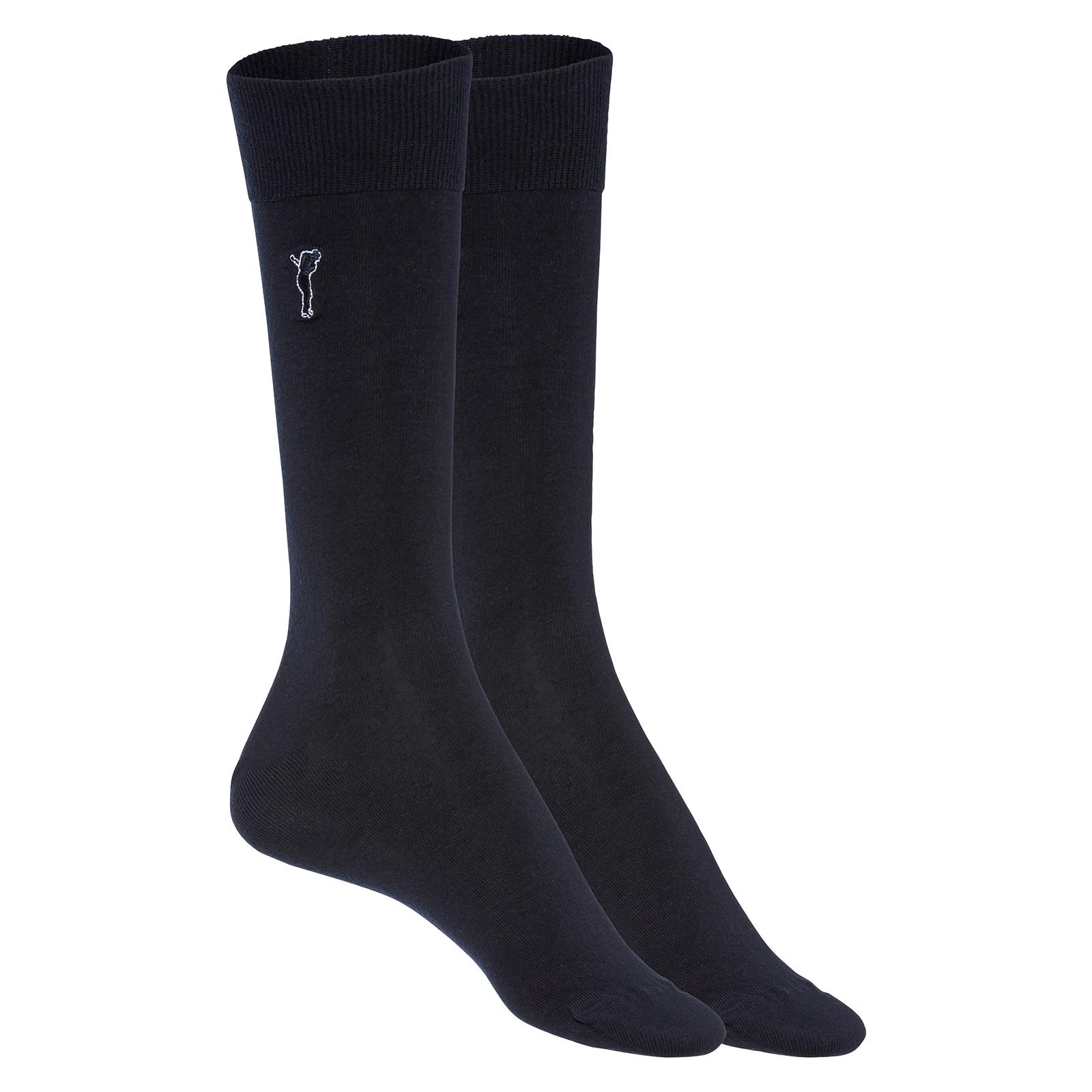 Zeitlose Herren Golf Socken