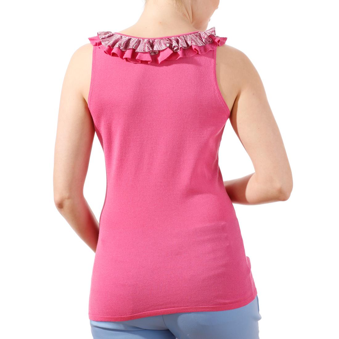 Ärmelloses Damen Shirt