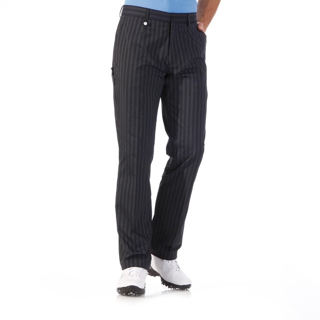 Techno-Stretch-Hose mit Streifen