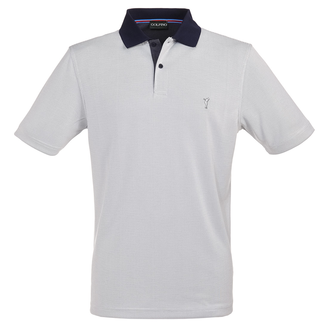 Herren Funktions-Golfpolo Extra Dry