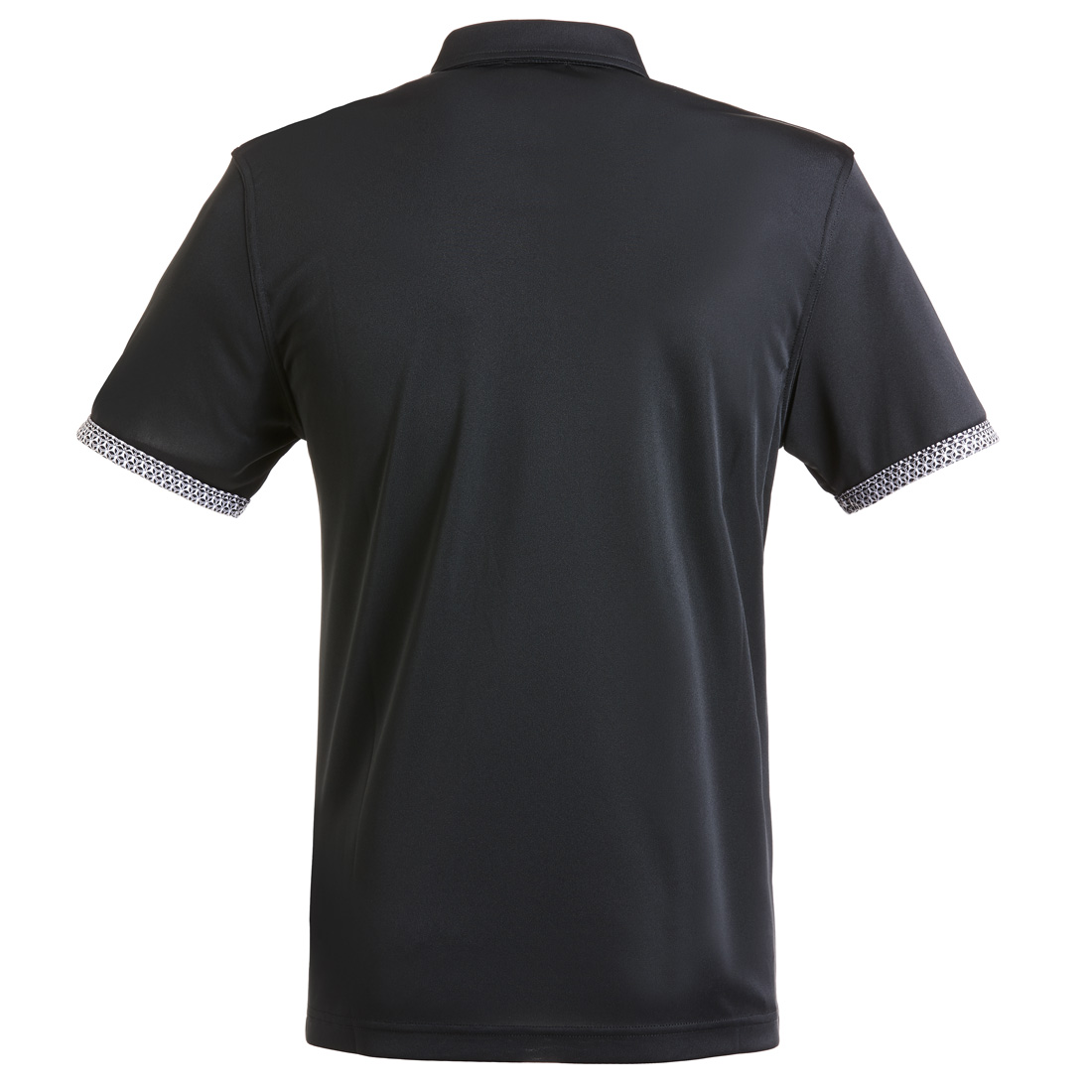 Jersey Jacquard Funktions-Golfpolo Extra Dry