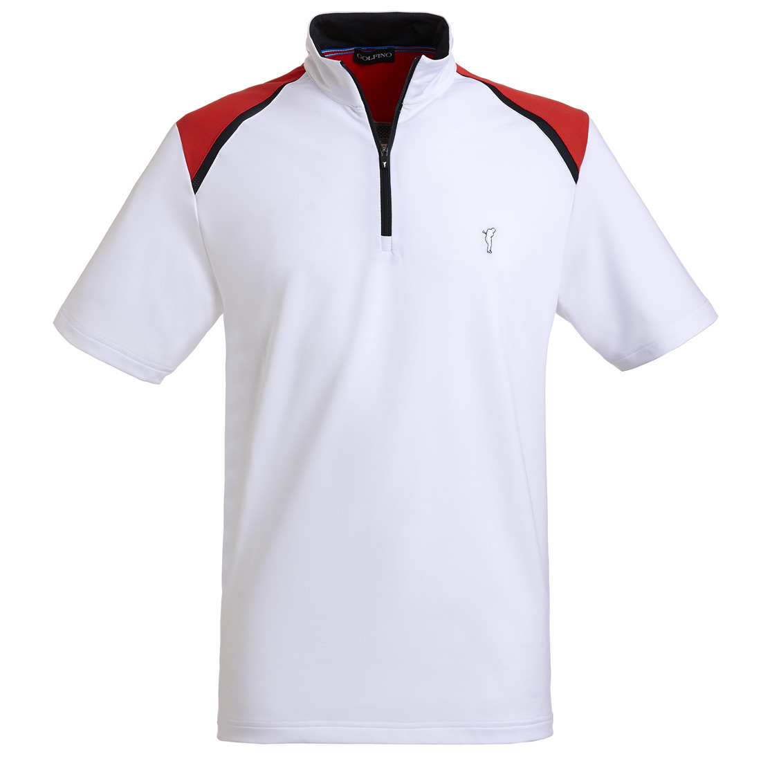 Golf-Funktionspolo Techno Jersey in Comfortable Fit