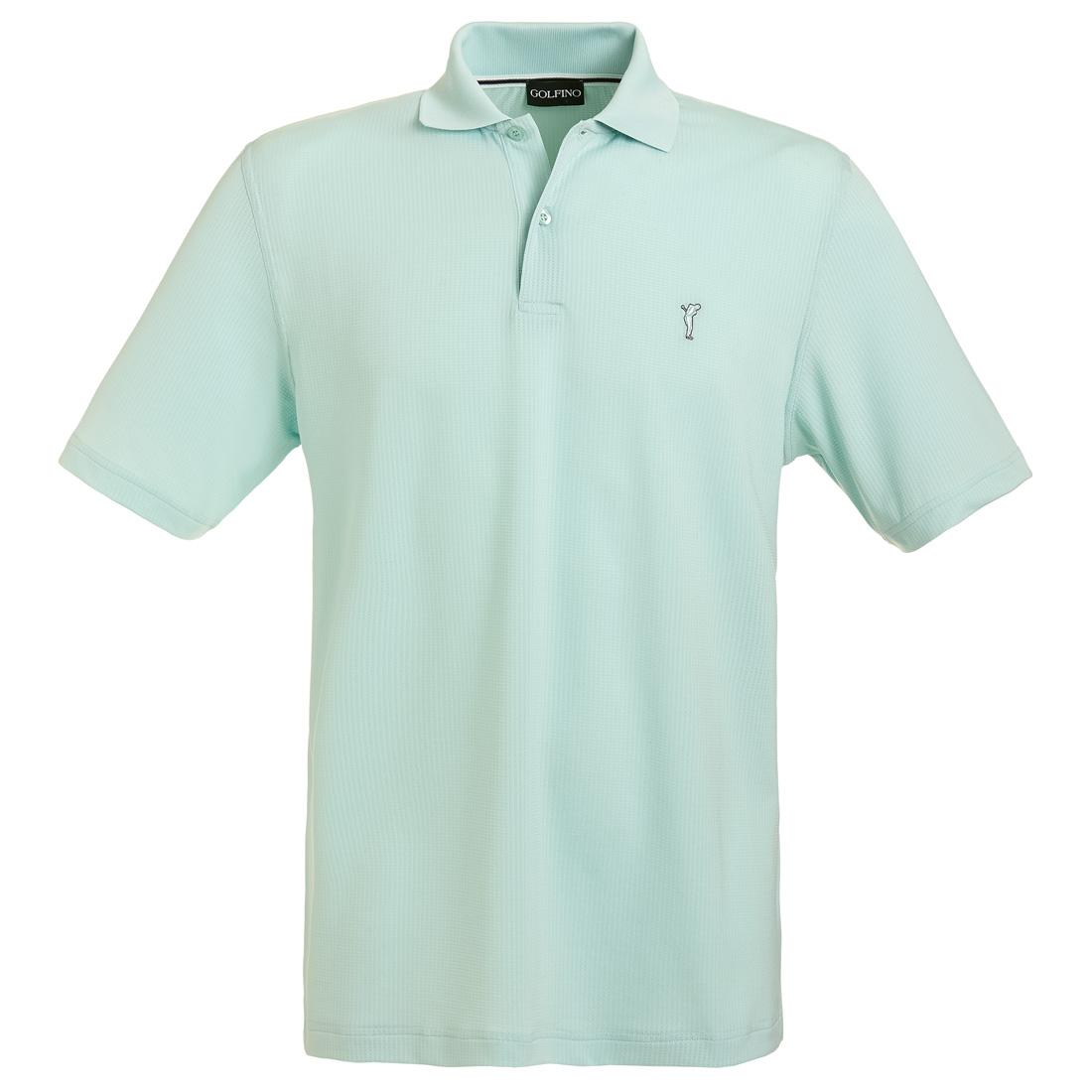 Atmungsaktives Herren Golfpolo DRY-COOL