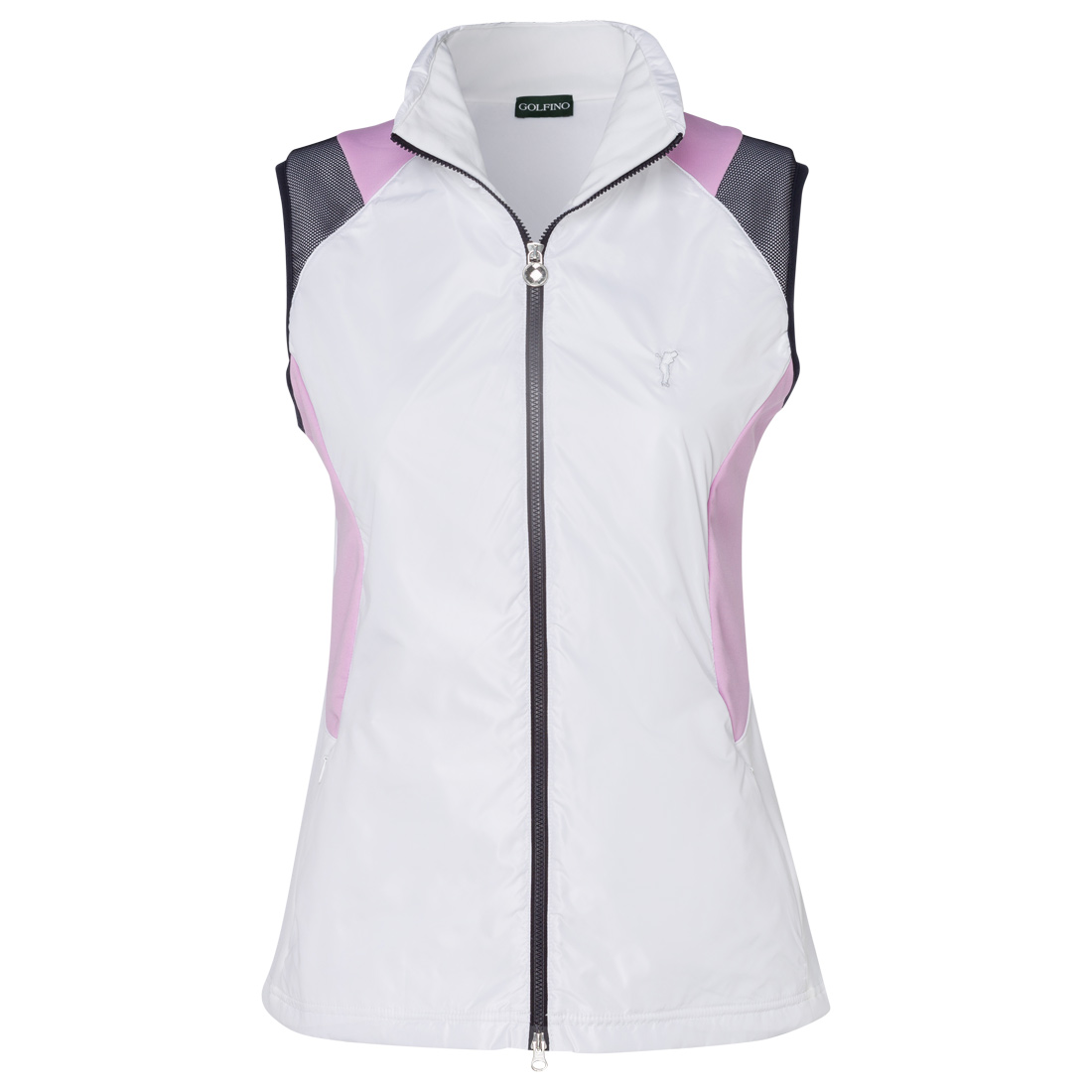 Damen Golf Weste in Regular Fit