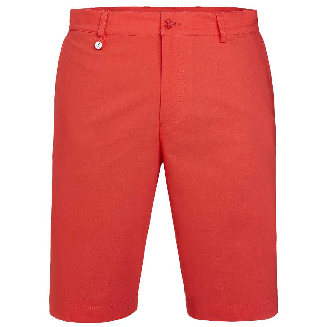 Golf Shorts Techno Stretch Anti-UV in Regular Fit