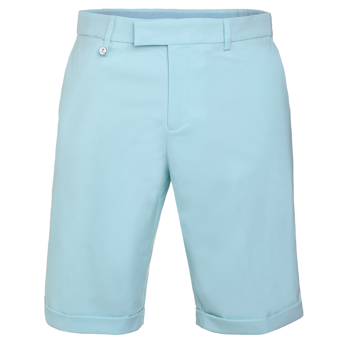 Herren Golf-Bermuda Techno Stretch Anti-UV in Regular Fit