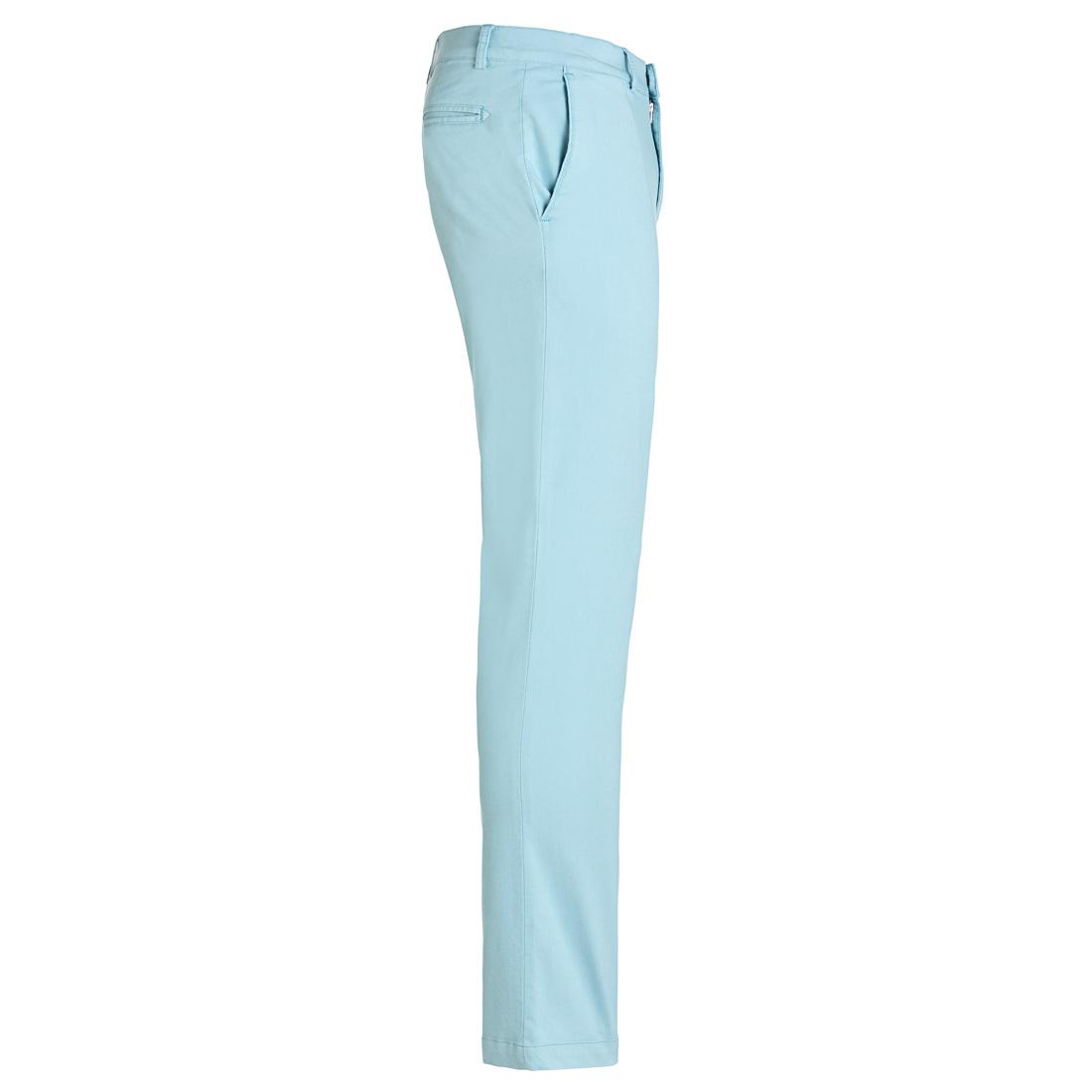 Baumwoll Herren Stretch-Golfhose in Regular Fit