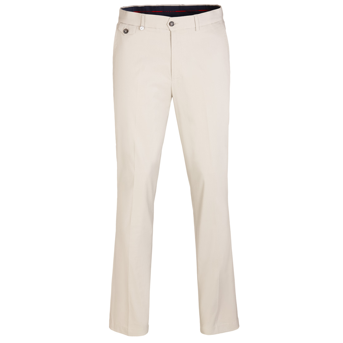 Baumwoll Golfhose Techno Stretch in Slim Fit