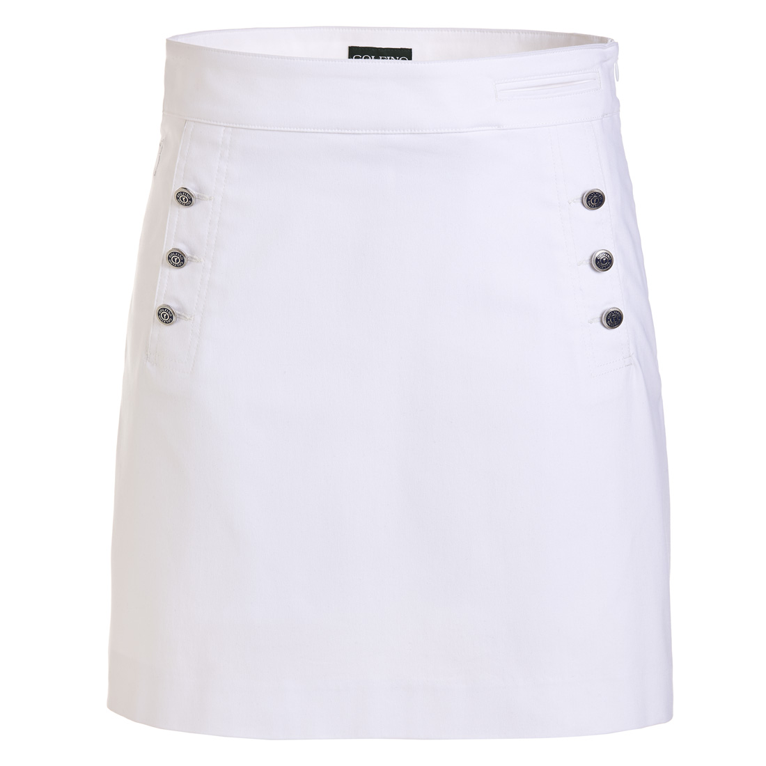 Damen Funktions-Golfskort mit Techno Stretch und UV-Protection