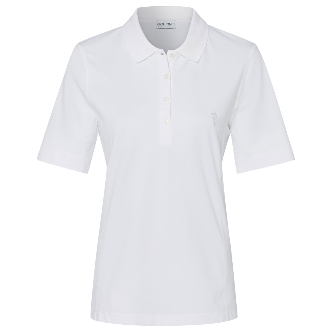 Damen Golf Poloshirt Sun Protection