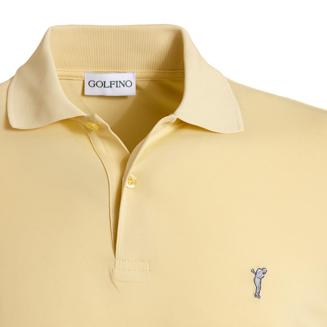Herren Funktions-Golfpolo Dry Comfort in Regular Fit