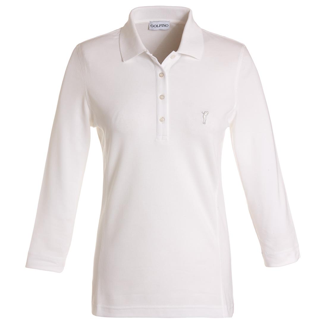 Damen Golf Poloshirt Sun Protection
