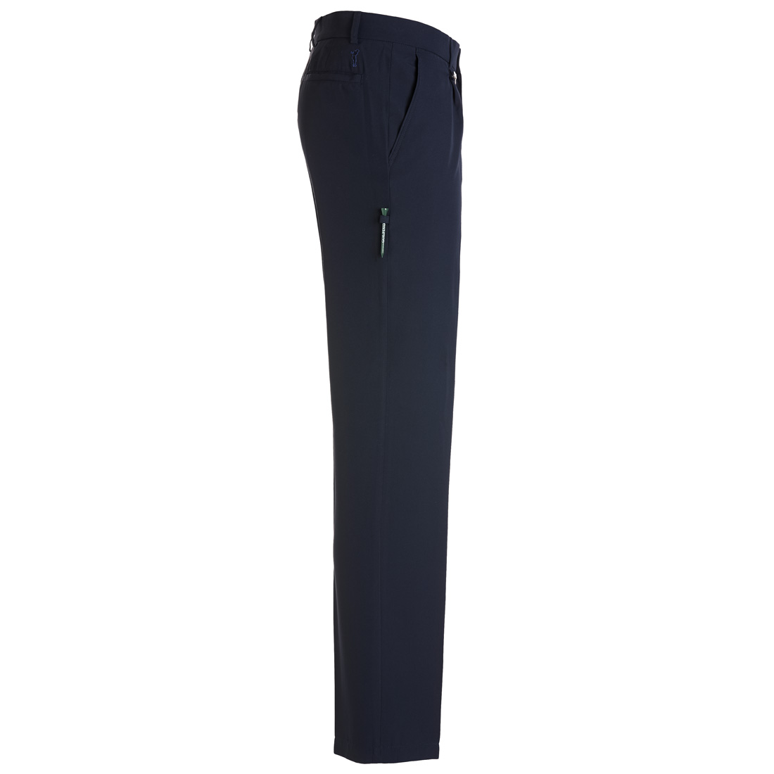Wasserabweisende Herren Golfhose aus softem Funktionsmaterial in Classic Fit
