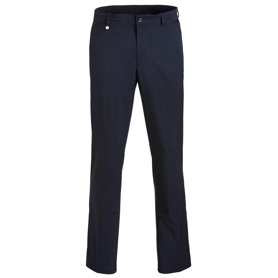 Men's quick dry golf trousers in regular fit with cooling effect