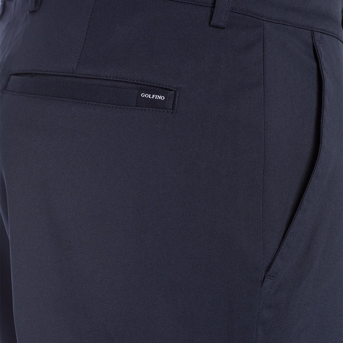 Quick Dry Herren Golfhose mit normaler Passform und Cooling Effekt