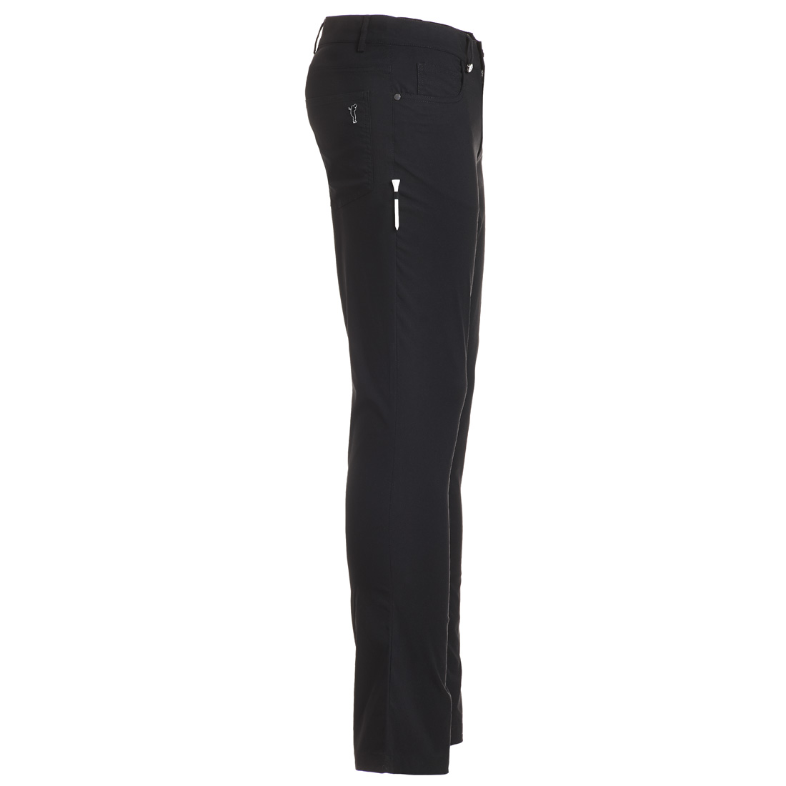 5-Pocket Golfhose Stretch-Performance in Slim Fit mit UV-Schutz