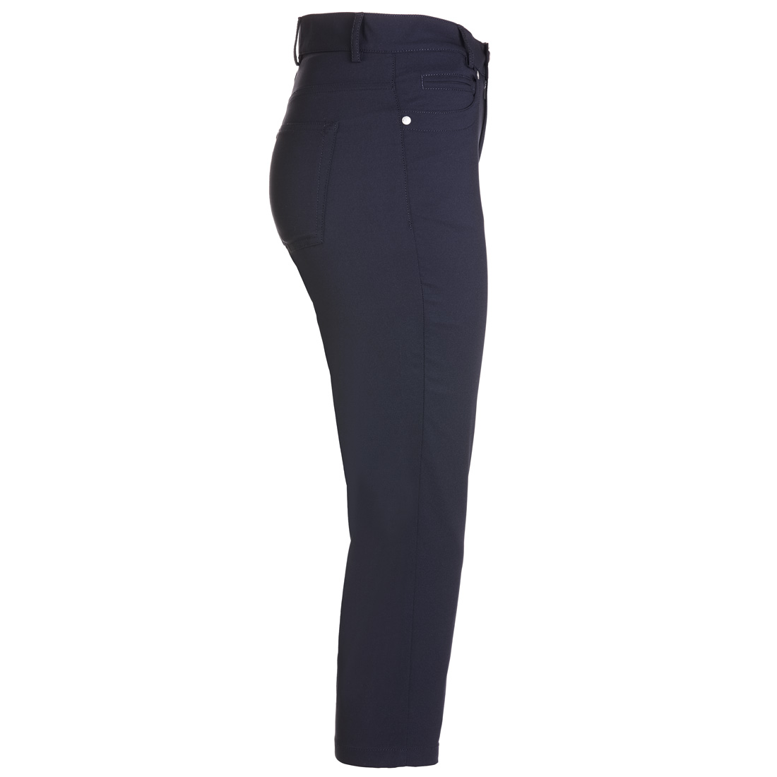 Golf Caprihose 5-Pocket Techno Stretch in Slim Fit