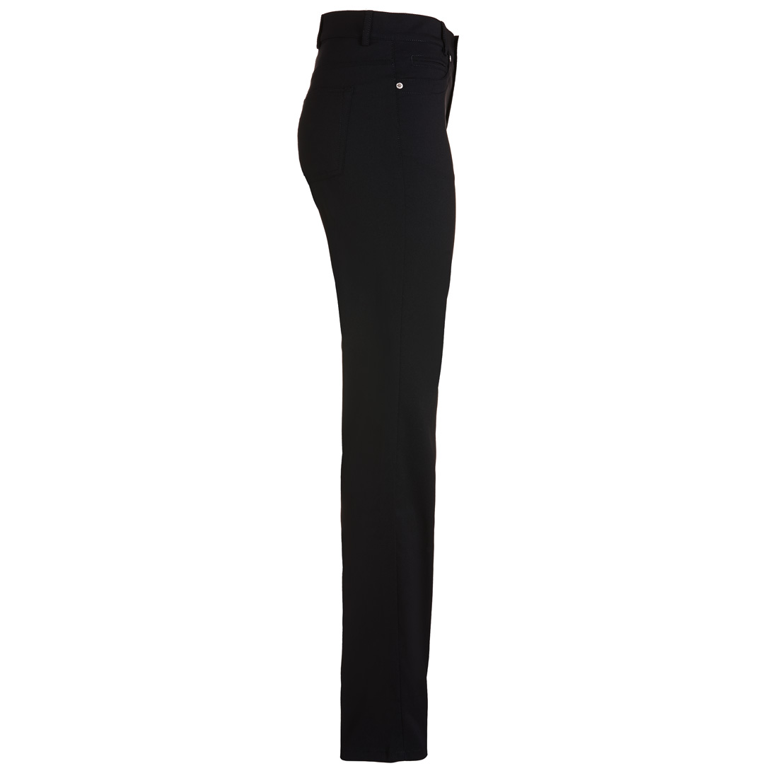 Damen Golfhose aus wasserabweisendem Stretch-Material mit Sonnenschutz-Funktion