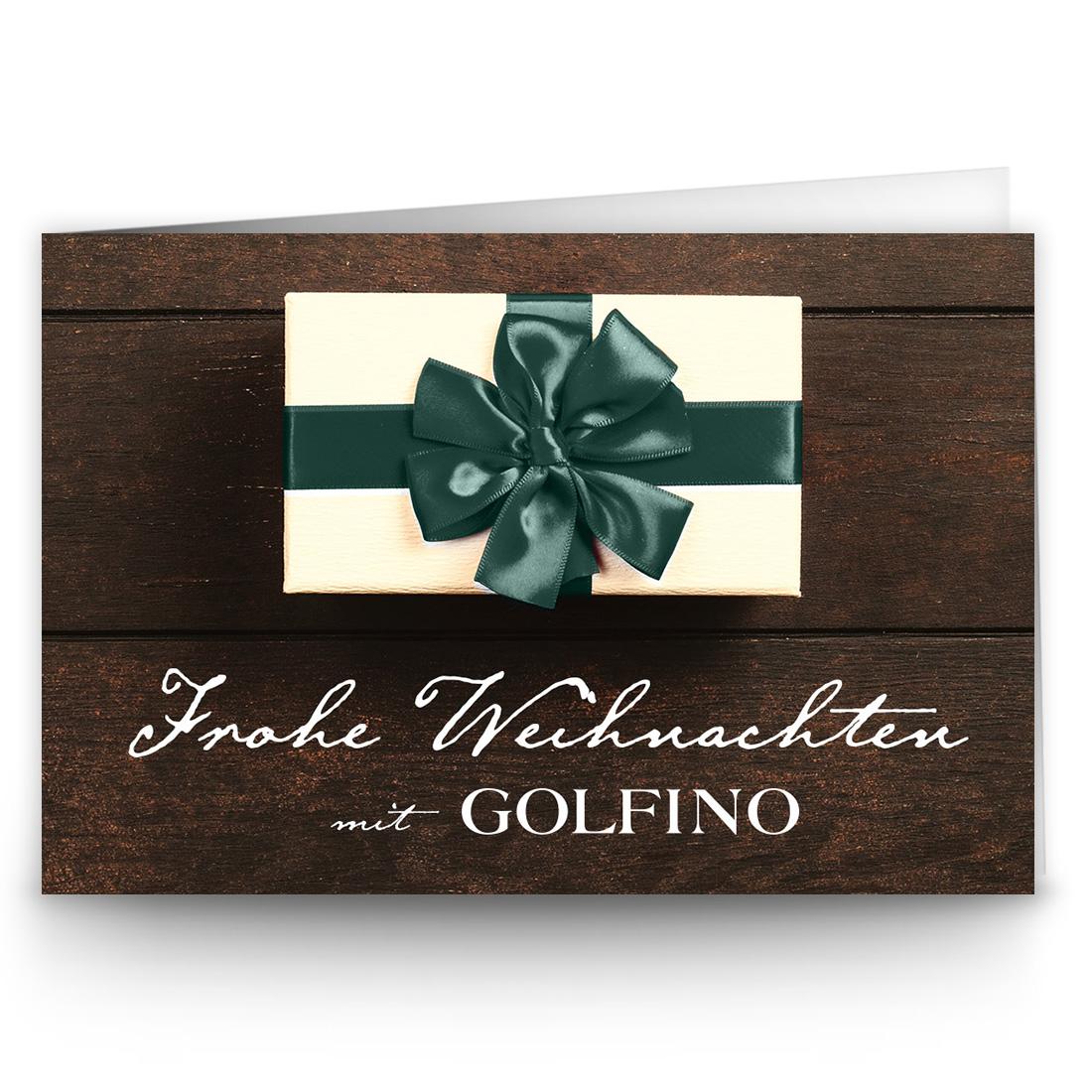 Geschenkgutschein  zum Ausdrucken