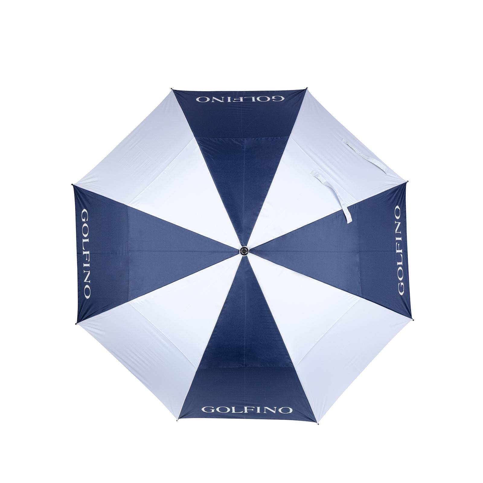 Golfschirm 137 cm für Regen- und Sonnenschutz