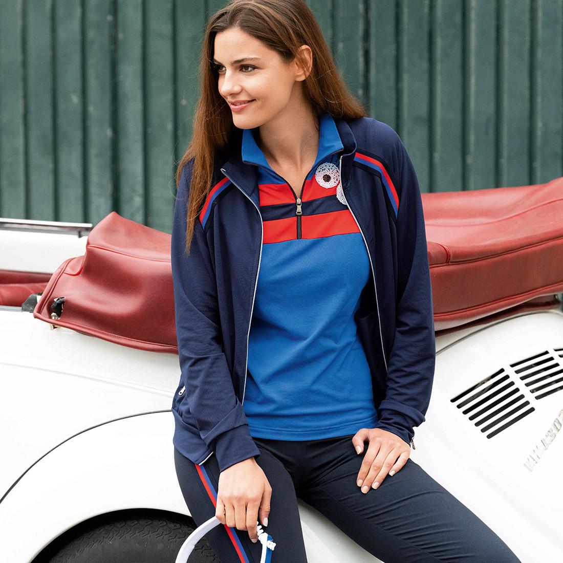 Golf Outfit Retro Sport