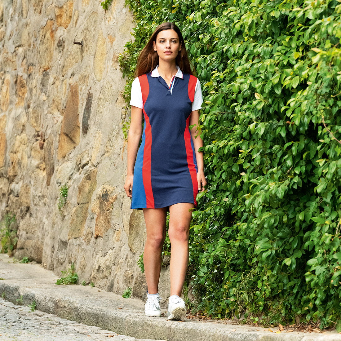 Golfkleid Retro Sport