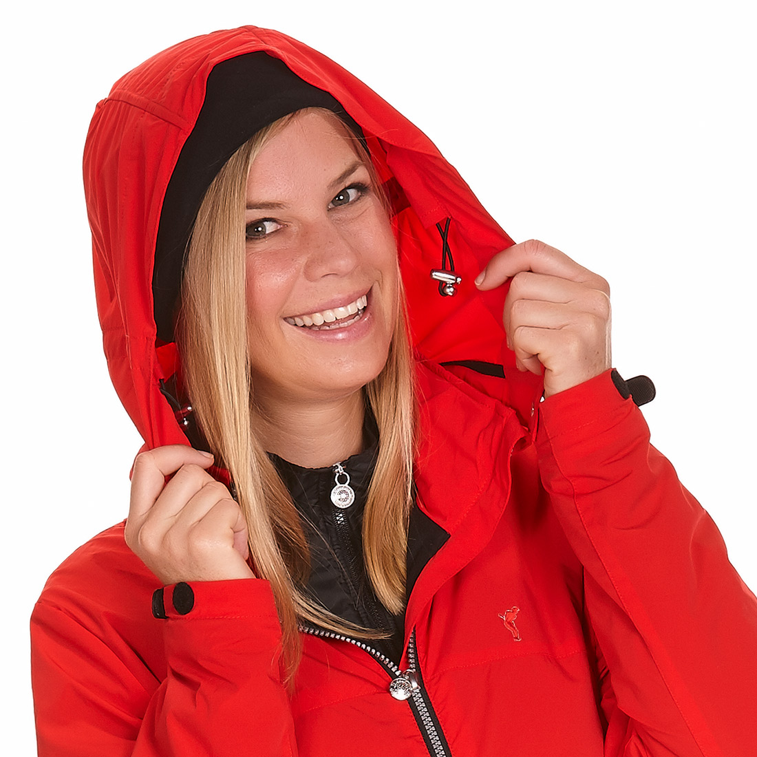 Windprotection Premium Thermo-Golfjacke Damen