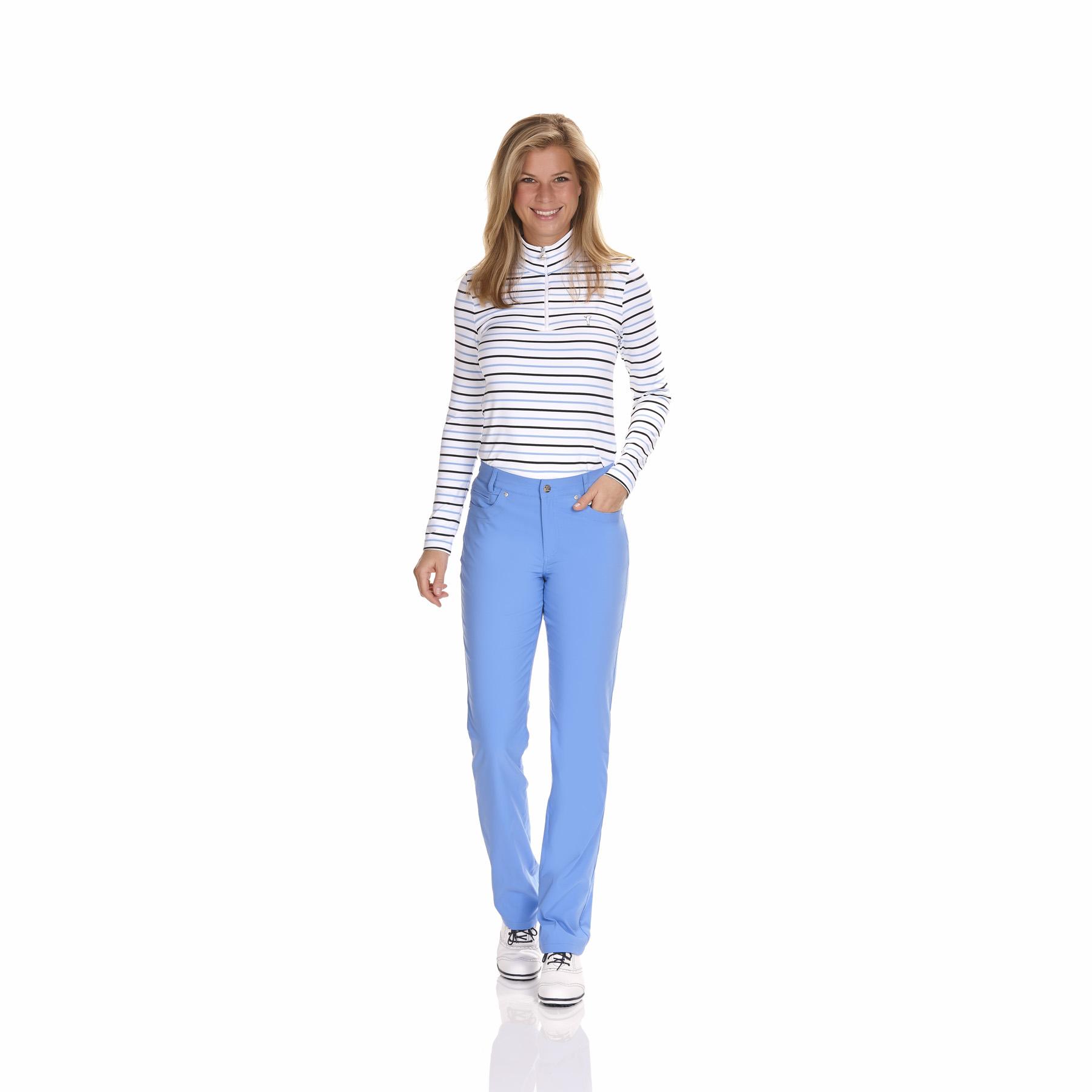Wasserabweisende Damen Winter Golfhose mit UV-Schutz Funktion