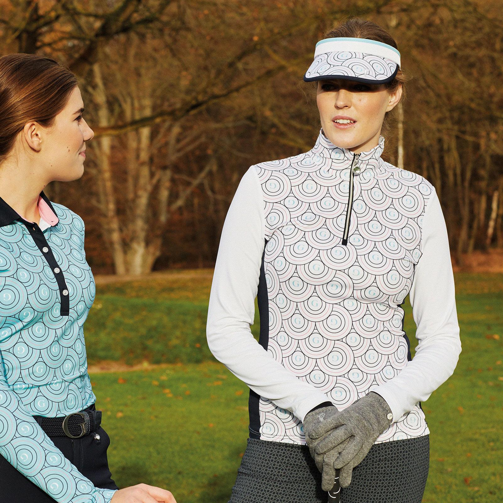 Langarm Damen Funktions-Golfunterzieher mit Stretchfunktion