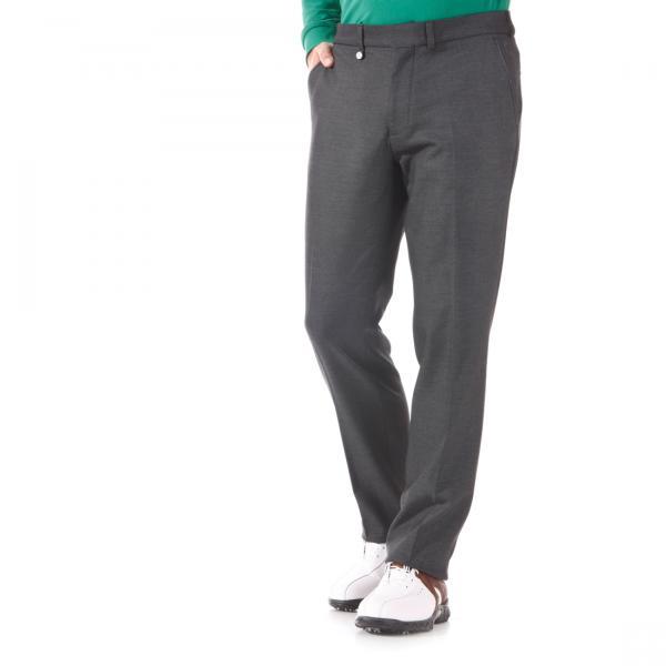 GOLFINO Tweed-Hose aus innovativem Funktionsmat...