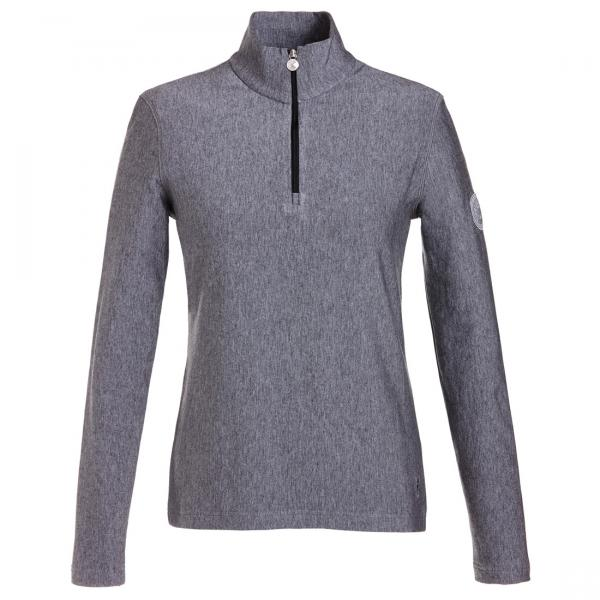 GOLFINO Damen Techno Wool Sweatshirt mit Cold Protection Funktion