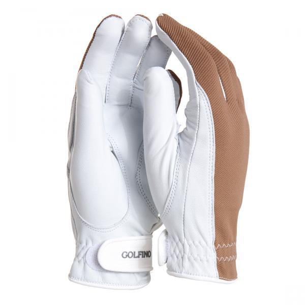 GOLFINO Leder Golf Handschuhe