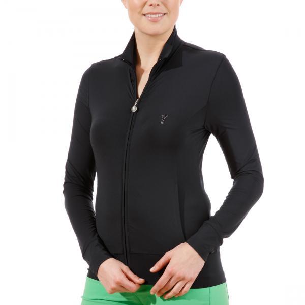 GOLFINO Leichter Jersey Sweater mit UV Schutz