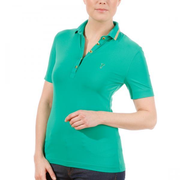 GOLFINO Dry Comfort Jersey Poloshirt