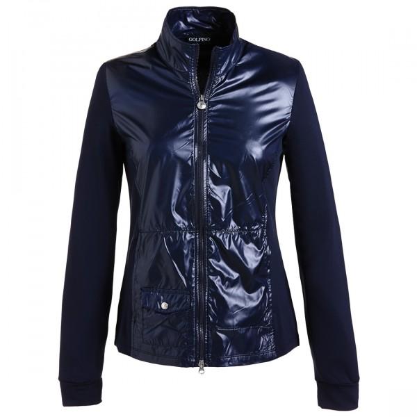 GOLFINO Damen Jacke mit Stehkragen