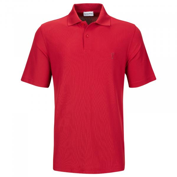 GOLFINO Golf Performance Wear Herren Kurzarm Po...