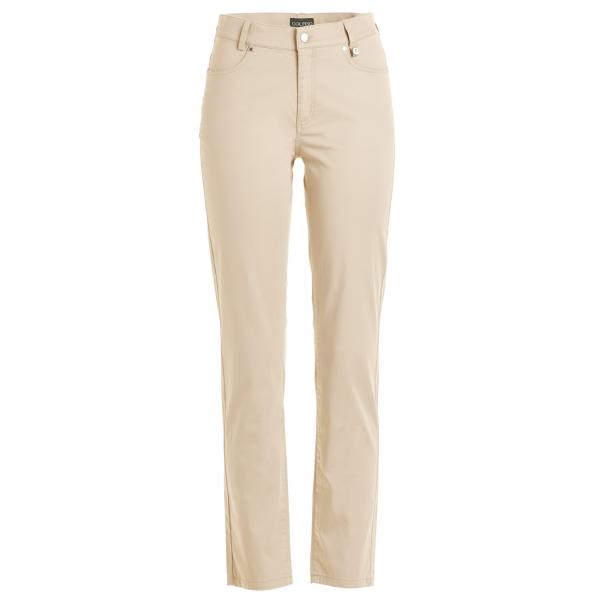 GOLFINO Damen 7/8 Baumwoll Stretch Hose