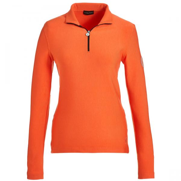 GOLFINO Innovativer Fleece Sweater