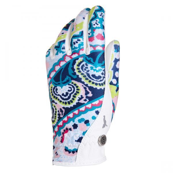 GOLFINO Paisley Golf Handschuh
