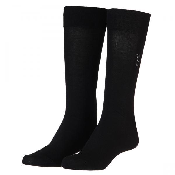 GOLFINO Unifarbene Socken