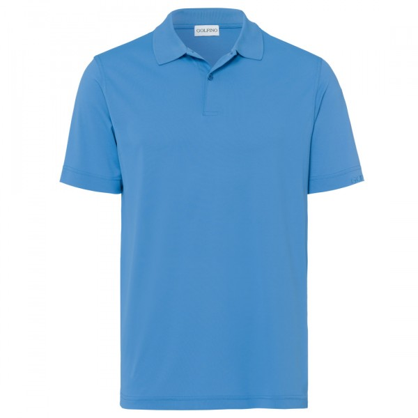 GOLFINO Herren Funktions Golfpolo Dry Comfort in Regular Fit