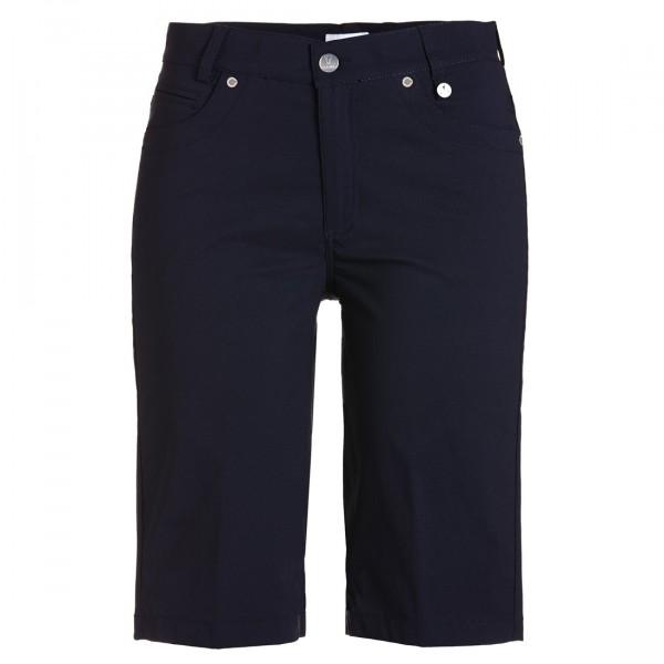GOLFINO Damen Golfbermuda 5 Pocket Techno Stretch mit UV Schutz in Slim Fit