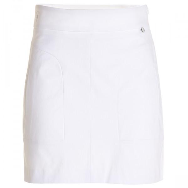 GOLFINO Kurzer Golfrock aus Baumwoll Stretch mit UV Schutz in Comfortable Fit
